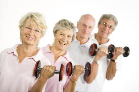 Exercises reverses ageing